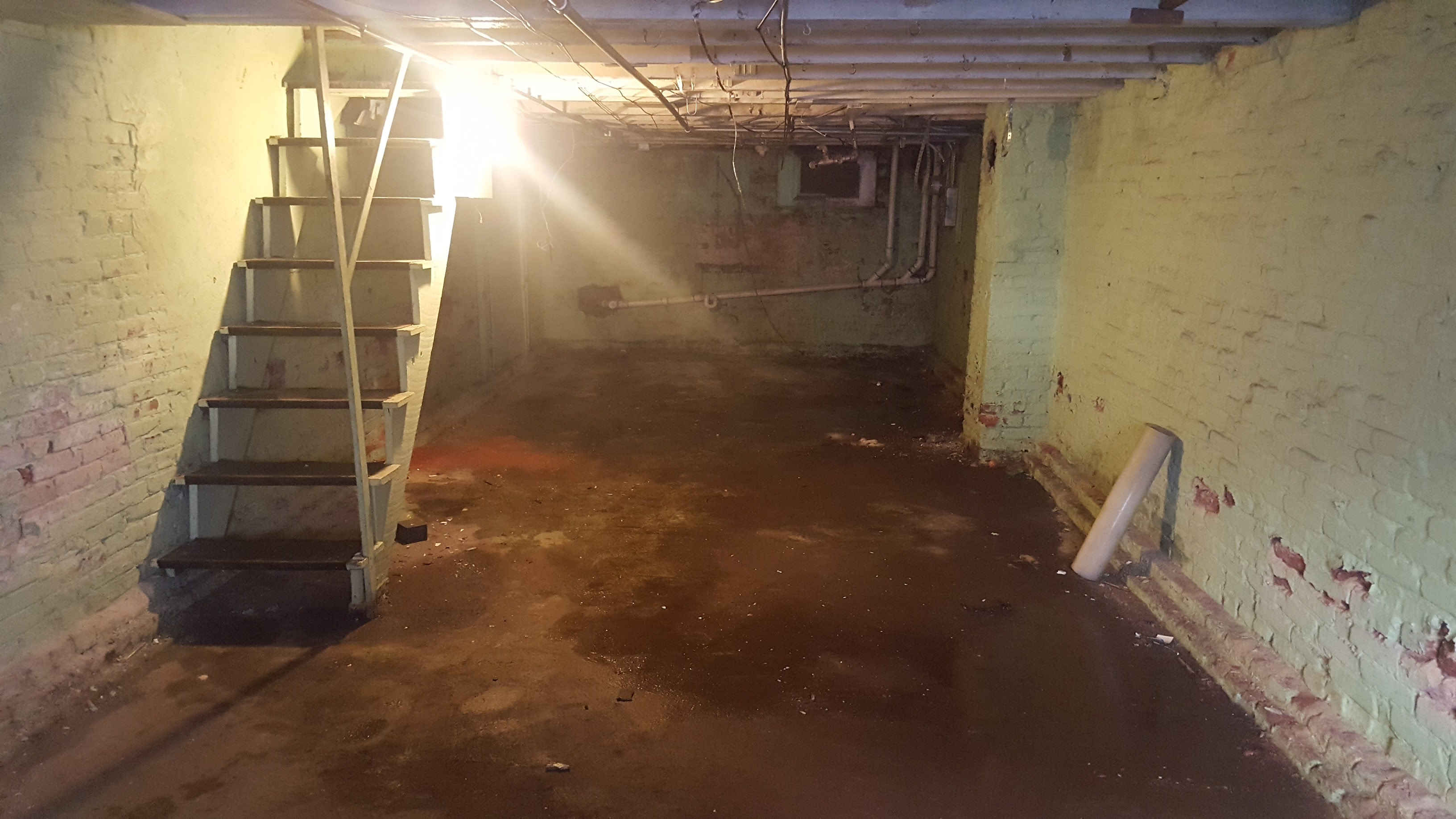 Digging Basements - Adding New Height to Low Ceilings By